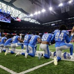 Time for taking a knee is over; stand up and do something