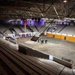 Art of the Fieldhouse: What will become of Muncie Central's storied home?