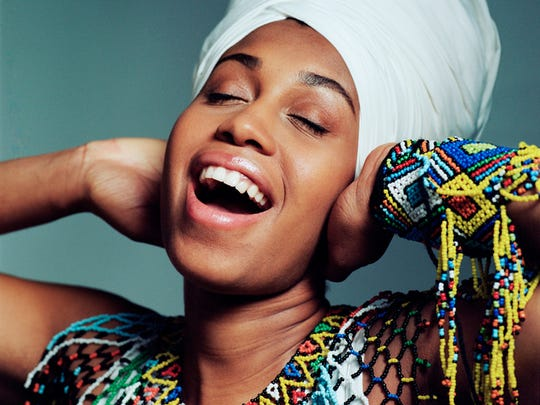 "Jazzmeia Horn will perform and speak on ""Black Women"