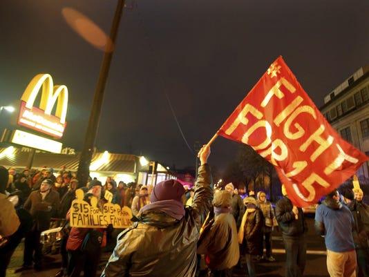 McDonalds Sexual Harassment