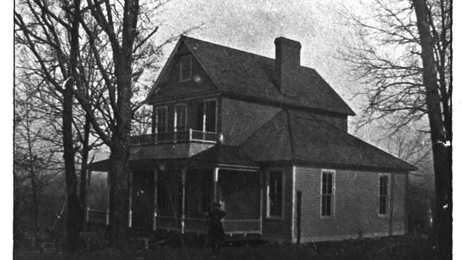 The site of Winoka Lodge, the country home of Fred and Mabel Schweitzer, was used by the Osage tribe for centuries as a camping ground.