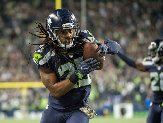 CB Richard Sherman: Signed with 49ers (previous team: