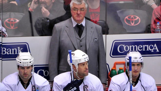 The Toronto Maple Leafs honored former player, head coach and general manager Pat Quinn before their game on Saturday night with a moment of silence, a video and by wearing patches on their jerseys.