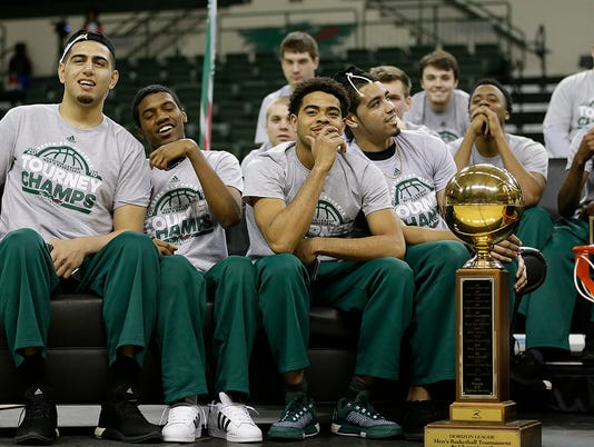 GPG ES UWGB NCAA selection show 3.13.16