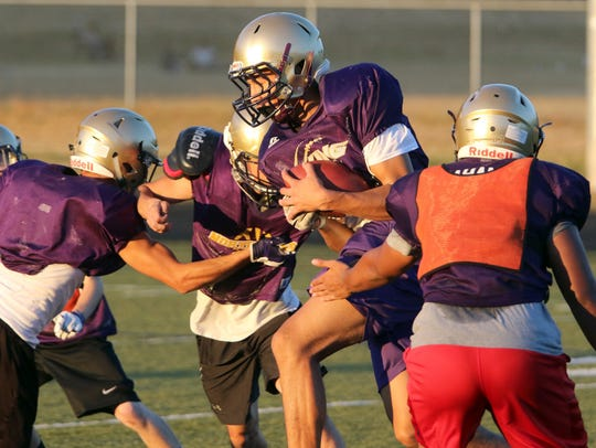North Kitsap opens with a rivalry game against Bainbridge
