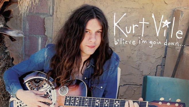 "Kurt Vile's ""b'lieve i'm goin deep down..."""