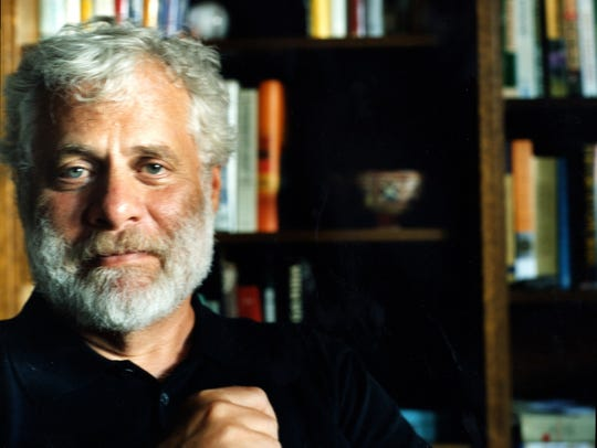 Author Mark Kurlansky.