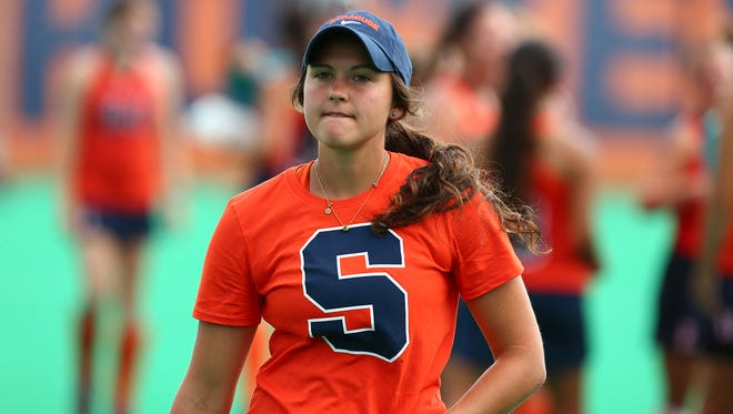 Tara Zollinger, former assistant field hockey coach at the University of Syracuse has been named the head coach at Shippensburg University.