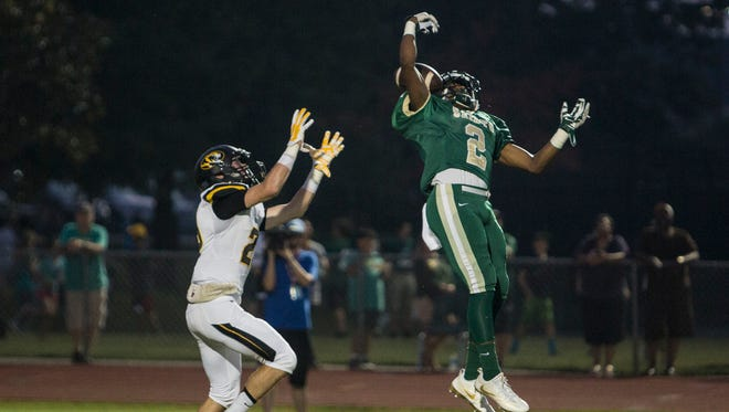 Briarcrest two-way standout Jabari Small picked up an offer from Tennessee on Monday.
