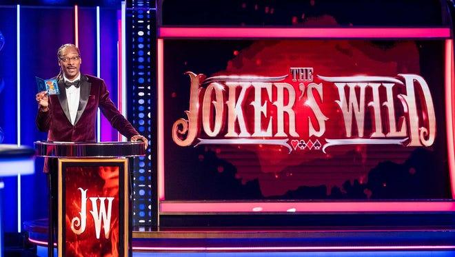 Snoop Dogg on 'Snoop Dogg Presents The Joker's Wild.'