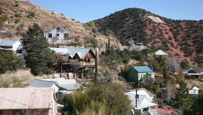 Bisbee is made up of a cornucopia of dwellings, a few of which date back to the late 1800s. Unfortunately, some have not been kept up. Now, people are trying to figure out what to do with these dilapidated relics.