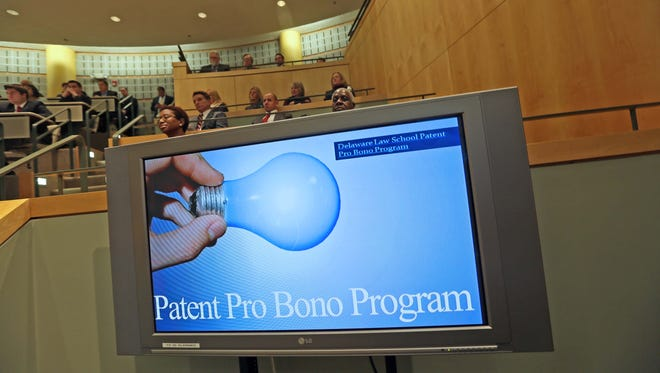 Widener University Delaware Law School launched a new Patent Pro Bono Program on Monday. The program is a collaborative effort with the school and registered patent attorneys with assistance from the United States Patent and Trademark Office.