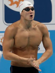 Bremerton native Nathan Adrian won four medals at the World Swimming Championships in Hungary this summer.