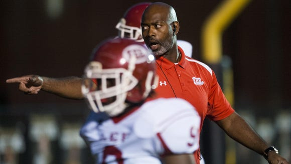 A year after being named Class 7A coach of the year