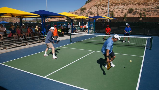For the second consecutive year, The Fields at Little Valley recreational complex is the backdrop for the USA Pickleball Association West Regional Tournament, as the world-class venue is set to host the tournament this Thursday through Saturday.