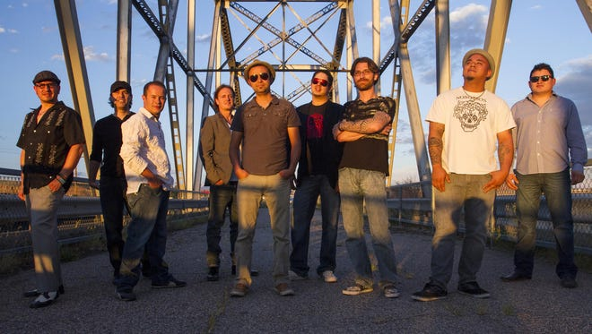 Nosotros will perform music from their new album, during the release party, Saturday at the Beverly Hills Hall.