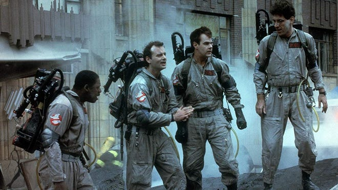 """Ghostbusters"" is one of the ""Comeback Classic"" movies opening Friday at Tinseltown USA."