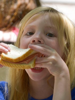 About 26,000 children in the Greater Pensacola area don't always know where their next meal is coming from.