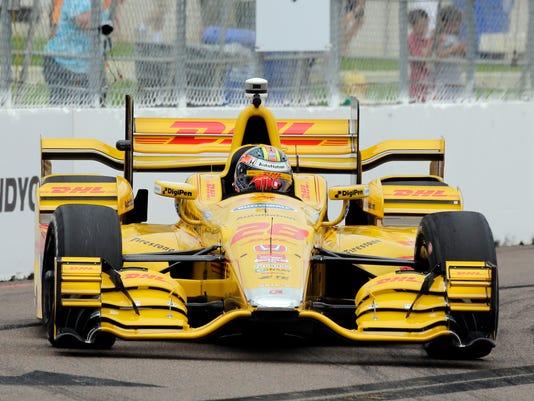 IndyCar St. Petersburg Auto Racing