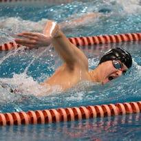 Cedarburg's Gonwa, Shorewood's Szablewski earn state runner-up finishes at Division 2 state swim meet
