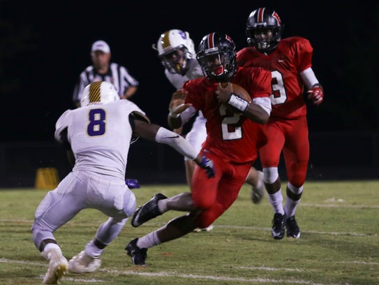 Rossview played Clarksville at Rossview on Friday night.