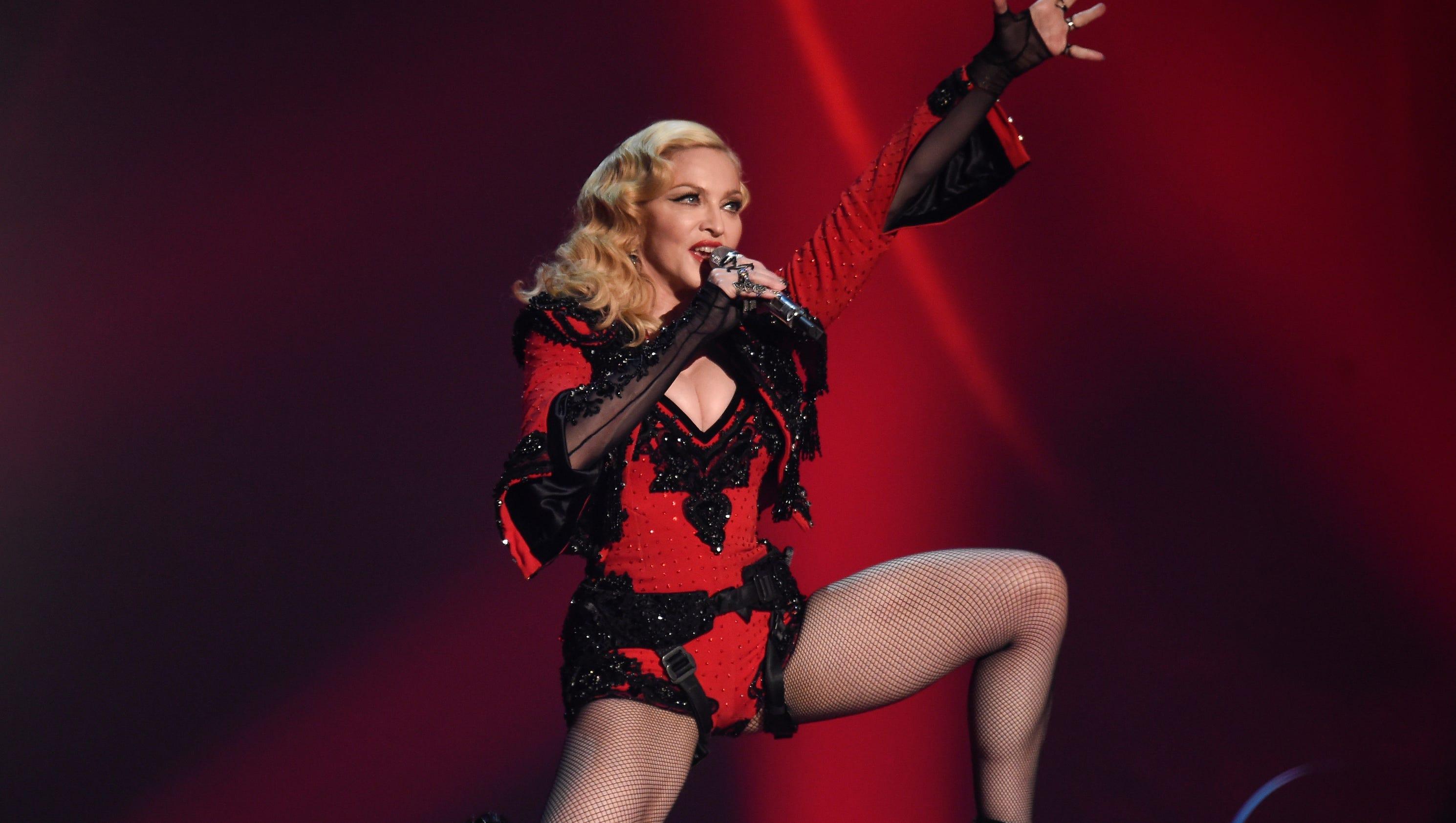 Madonna Usa Tour