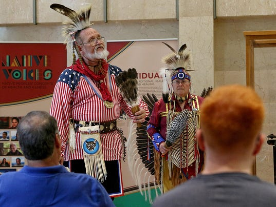 Native Voices program at Midwestern State University