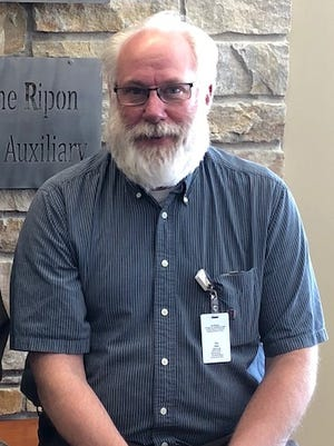 Tim Holz is a Hospice Hope volunteer.