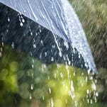 Spring season off to a soggy start