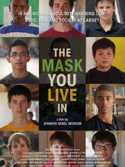 """The Mask You Live In"" is scheduled to be shown Thursday at The Little Theatre."
