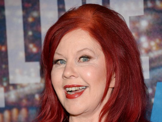 Kate Pierson attends the SNL 40th Anniversary Special