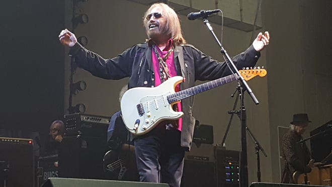 Tom Petty and the Heartbreakers brought their 40th anniversary tour to Royal Farms Arena in Baltimore on July 23.