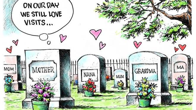 Mother's Day visits