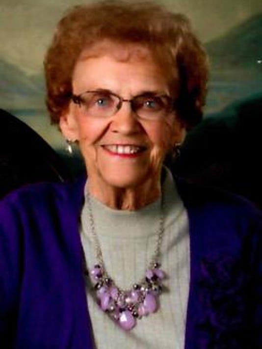 Birthdays: Pearl Edythe Johnson