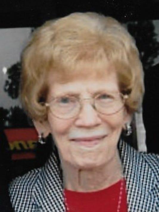 Birthdays: Jeanne Schrader
