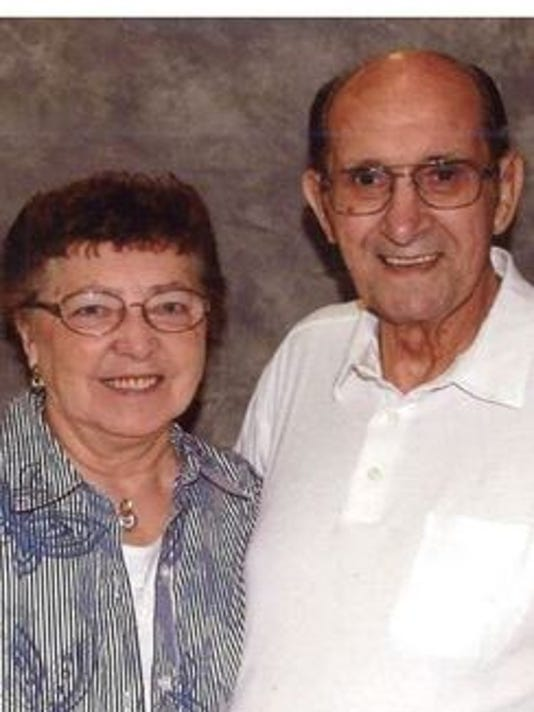 Birthdays: Mary Anderson & Dwayne Anderson