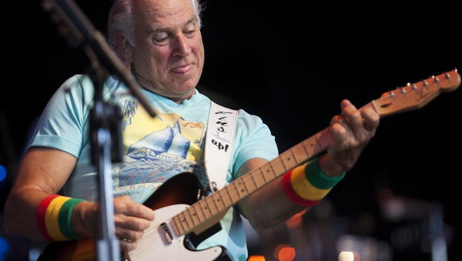 For the first time in 25 years, Jimmy Buffett – shown performing at Verizon Wireless Music Center in Noblesville last year –will not be visiting the Indianapolis area this summer.