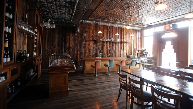 Antietam restaurant in Detroit's Eastern Market is the site of the fourth dinner in the Free Press' Top 10 Takeover dining series.