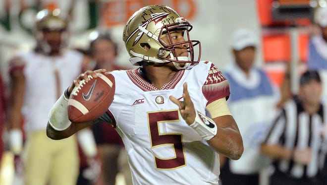 Jameis Winston engineered another comeback win for Florida State, the time over Miami on Saturday.