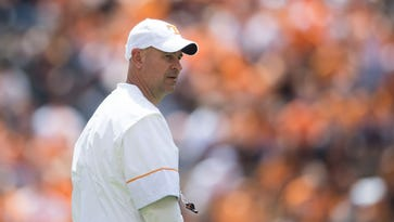 Jeremy Pruitt says Tennessee Vols had 'a lot to learn' this spring