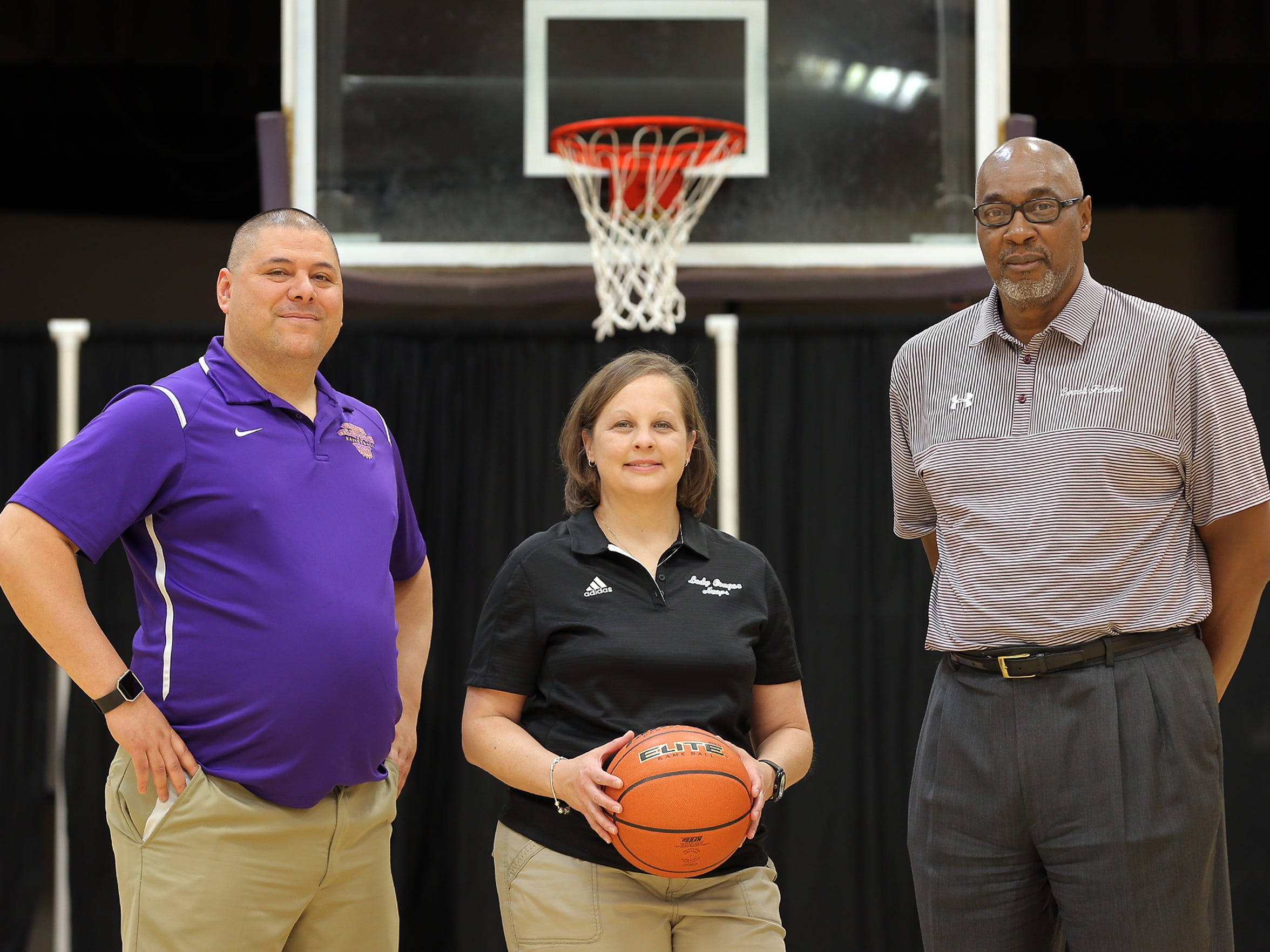 The El Paso Times' 2016-2017 Basketball Coaches of