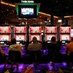 The IRS proposal would require players to file tax forms any time they win $600 or more on slot machines, keno or bingo.