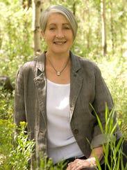 """Hardscrabble"" author Sandra Dallas."