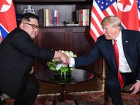 Analysis: How the Trump-Kim meeting compares to the great summits of history
