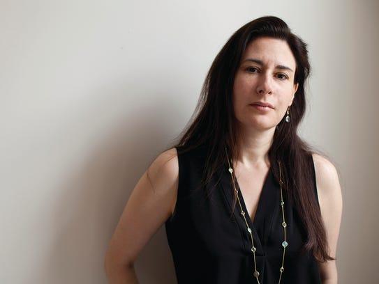 Author Sharon Weinberger.