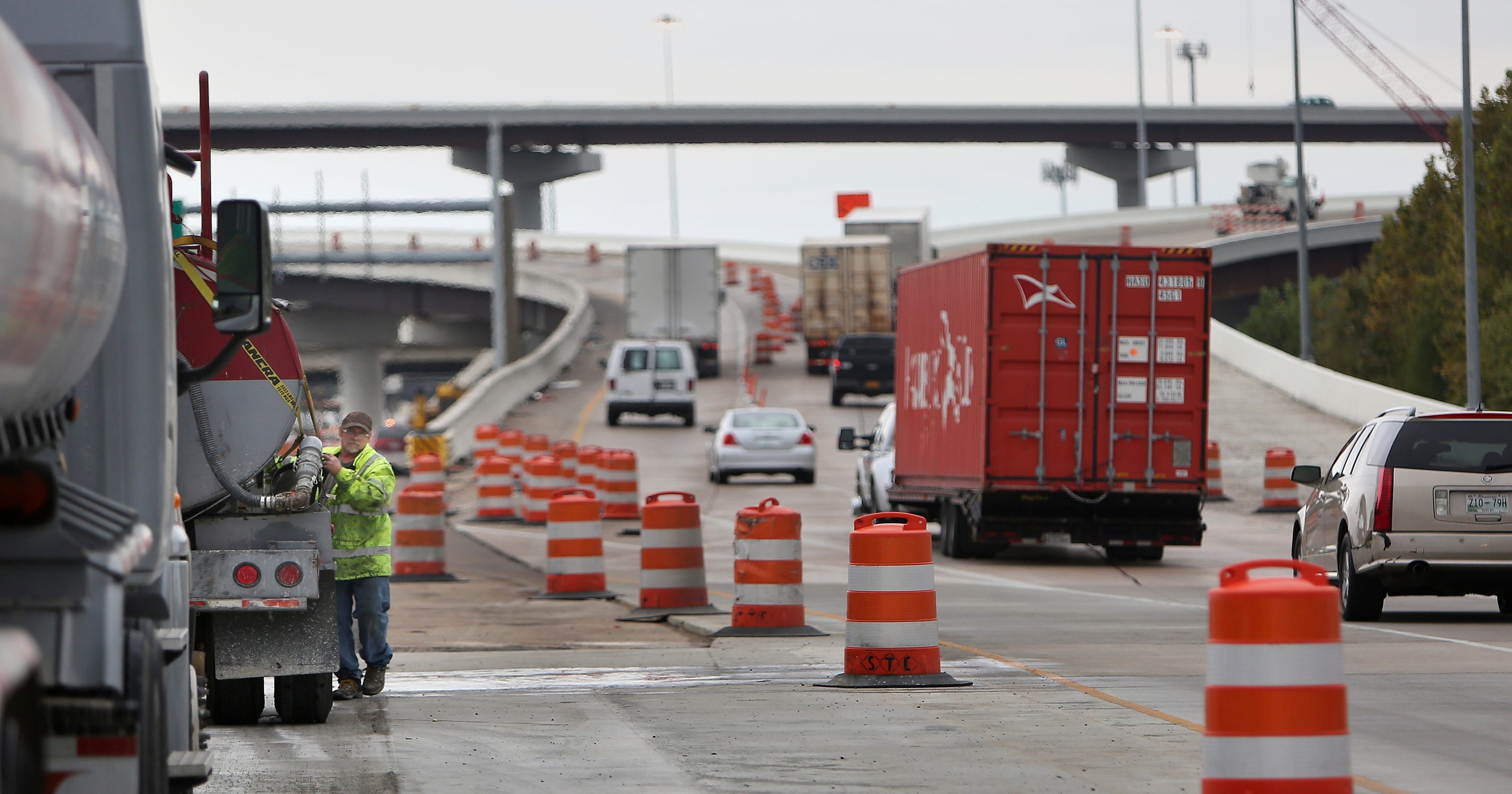 TDOT nearly done with Interstate 40-240 work