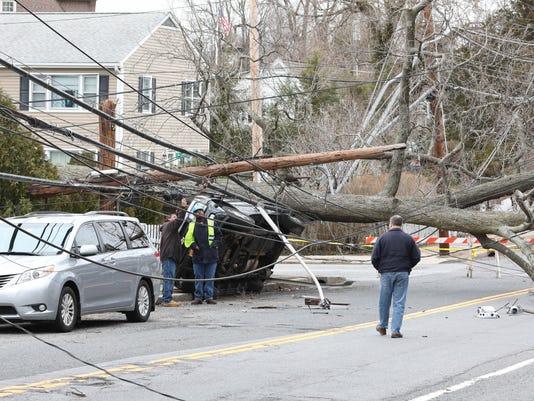 Mamaroneck storm damage