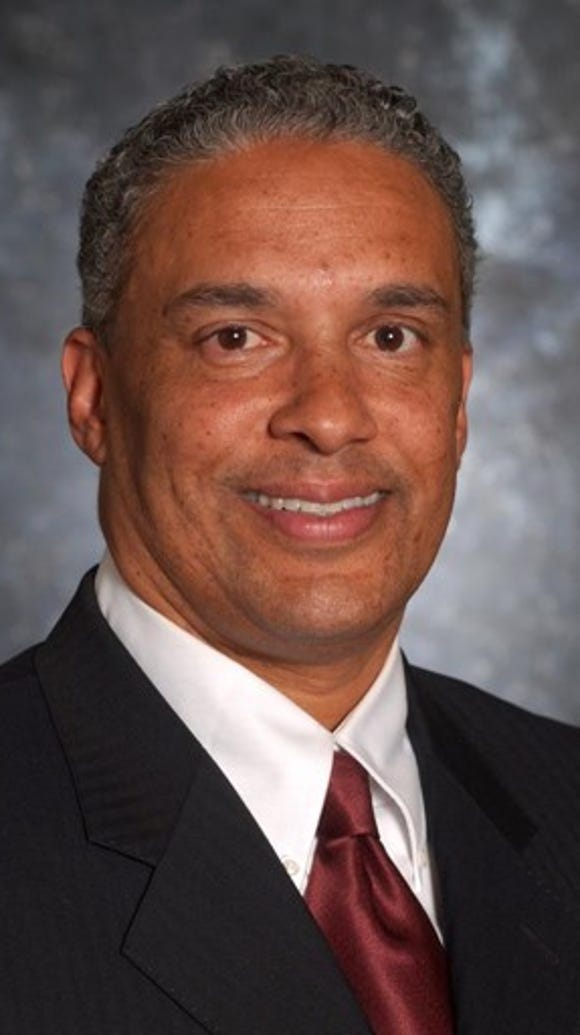 New Mexico State head coach Marvin Menzies.