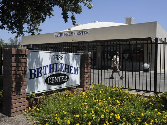 The Bethlehem Center at 1638 N. Dinuba Blvd. in Visalia.
