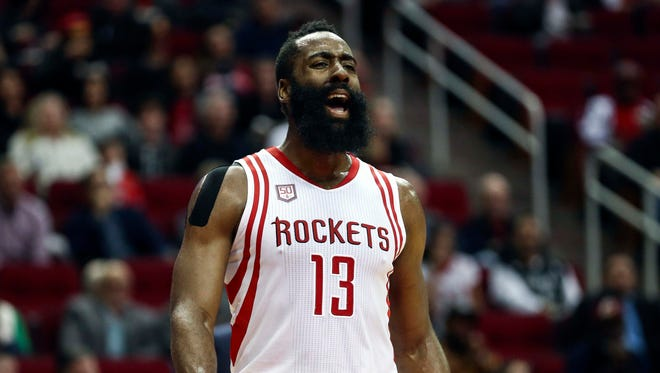 Former ASU player James Harden is having a huge impact on the Rockets this season.